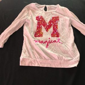 girls XL Size 14 shirt by Old Navy